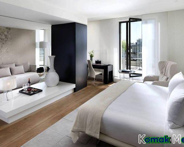 عکس های دکوراسیون داخلی اتاق خواب