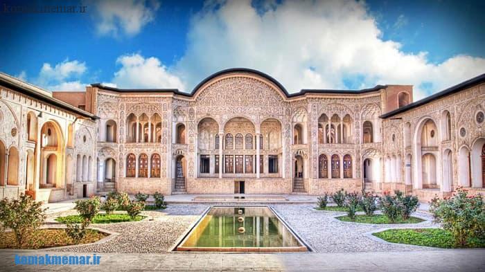 عکس معماری ایرانی