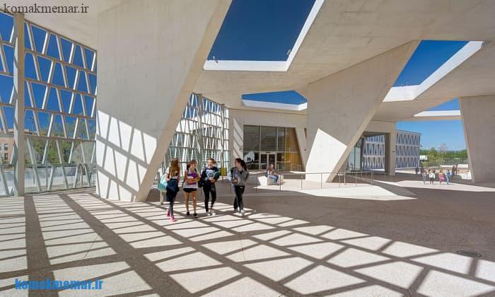 فرم و خلق فضا در معماری