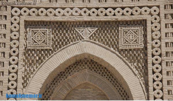 مصالح ساختمانی استفاده شده در معماری اسلامی