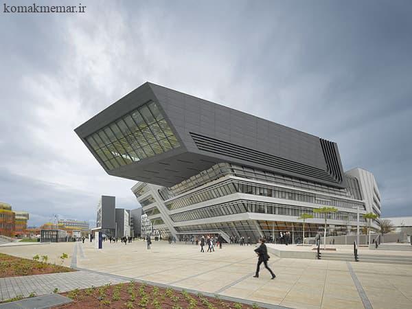 معماری ارشد