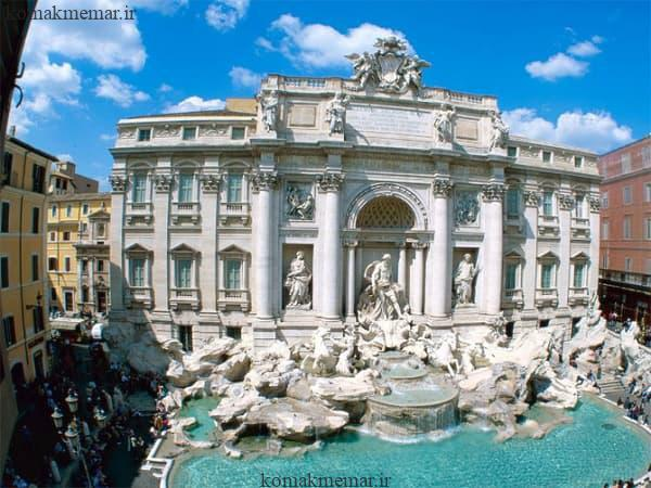 معماری در روم باستان