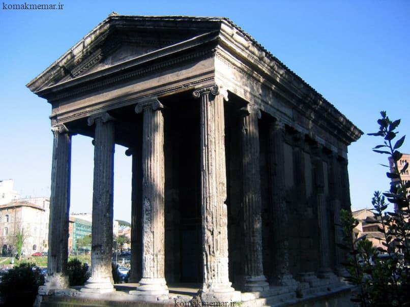 معبد فورتونا