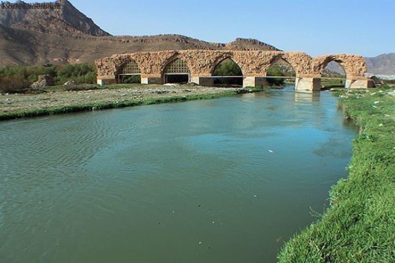 پل شاپوری خرم آباد