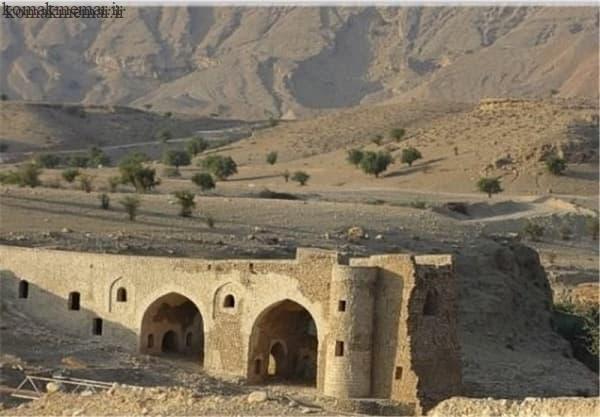 پل خیر آباد در دوره ساسانیان