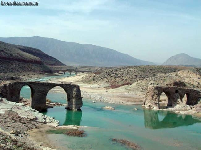 پل کوار دردوره ساسانیان