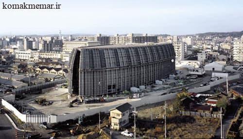 تالار یادبود سده شهر نارا ژاپــن
