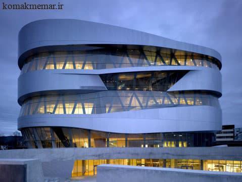 موزه مرسدس بنــز، اشتوتگارت آلمان