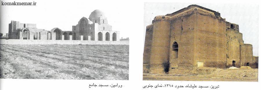 معماری دوره ایلخانیان