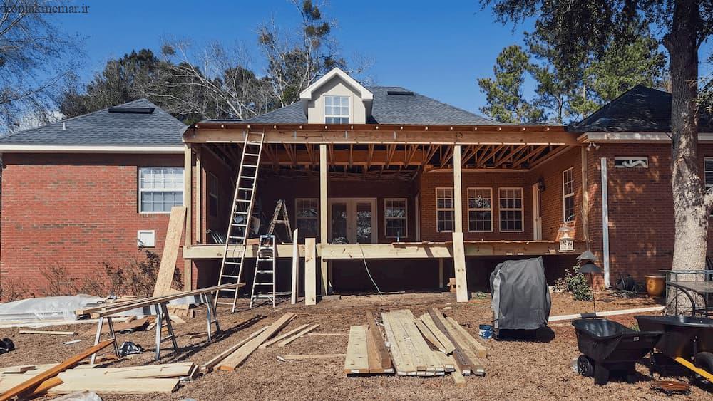باید و نباید در بازسازی خانه