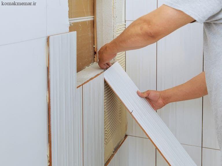سرامیک ضد آب برای کف و دیوار