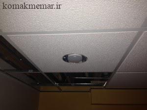نصب سپریهای داخلی