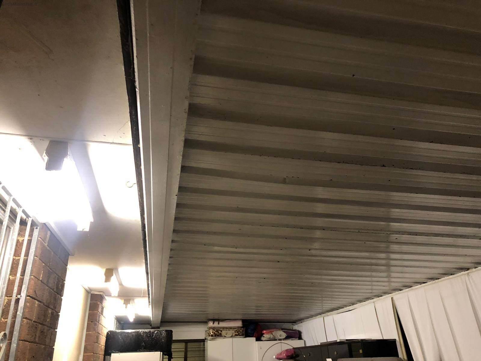 گچ کاری سقف